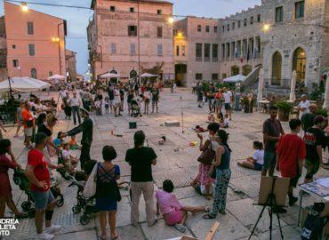 Arte in Piazza Municpio - Terracina Centro Storico